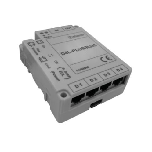 D4L-Plus/RJ45