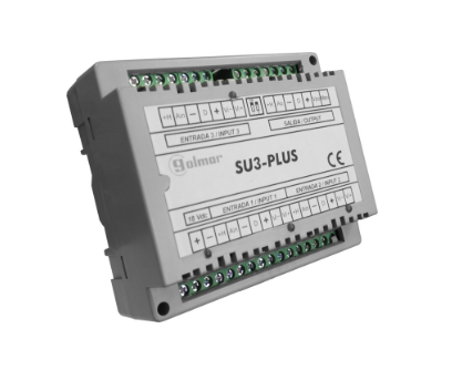SU3-Plus switching unit