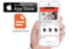 Golmar UK Docs App on the Apple Store