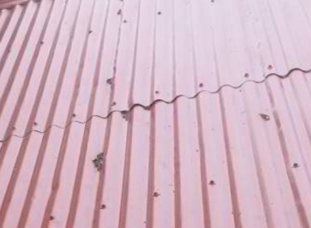 3000 Reasons Not to use Barn Metal Roofing on Your Home