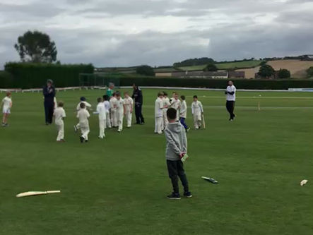 Under 9's are 2020 Yorkshire Champs!!