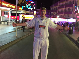 Carlton goes to Magaluf