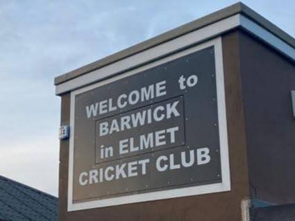 Barwick V Under 9s Match Report