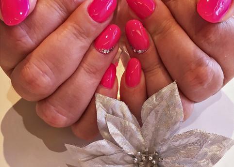 Nagelstudio-Pink Gel-Nägel (7).jpeg