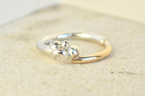 Quatro Pebble Ring