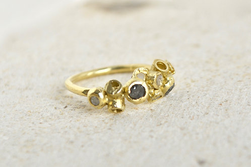 Salt and Pepper barnacle ring