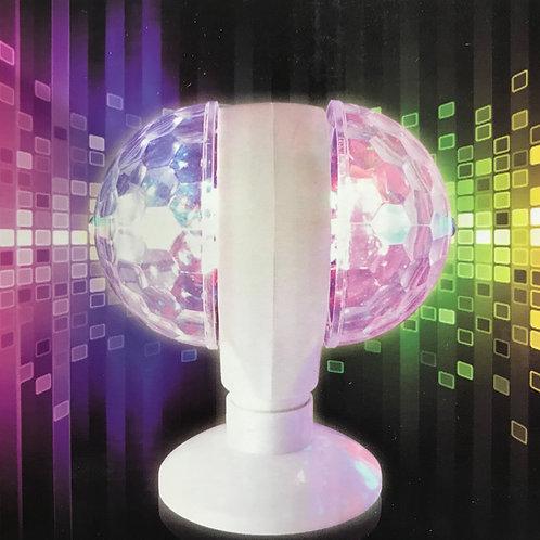 Galaxy Spin Bulb