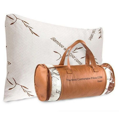 Bamboo Traditions/The Most Comfortable Pillow Queen Size