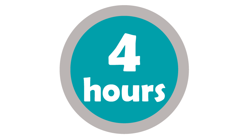 4 Hour Rental