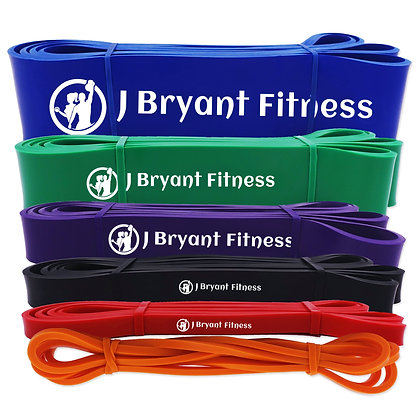 Fitness Power Resistance Bands