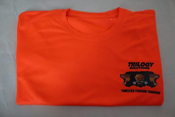 Men's Lightning Orange T-shirt