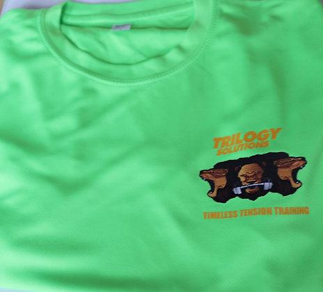 Men's Lime Green T-shirt