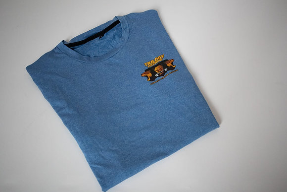 Sky Blue Performance T-shirt