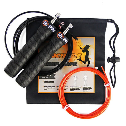 High Speed Skipping Rope - Professional & Adjustable Cable
