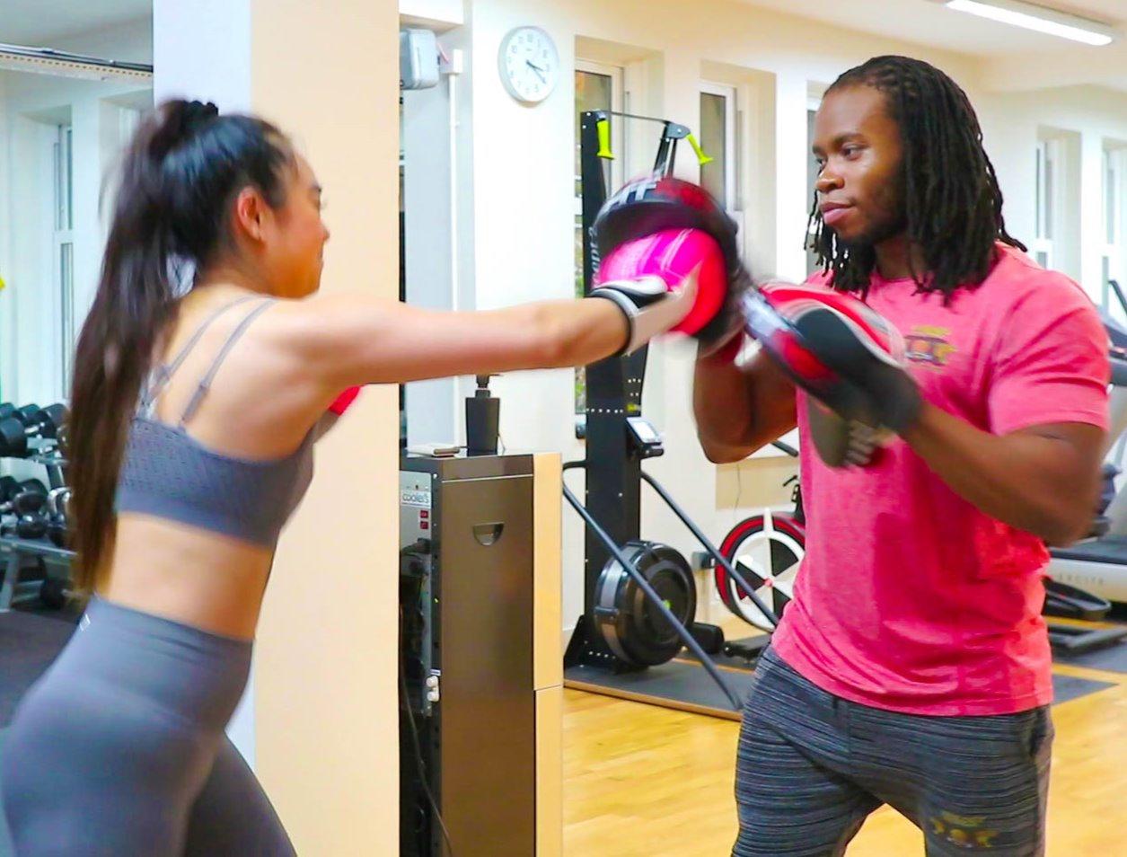 1-2-1 Boxing Training