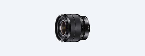 Objectif Sony E - 10-18 mm F/4