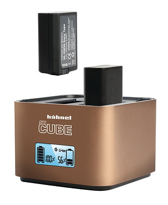 Chargeur double - Batterie Sony NP-FW50