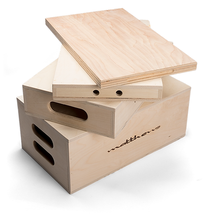 Set Apple Box