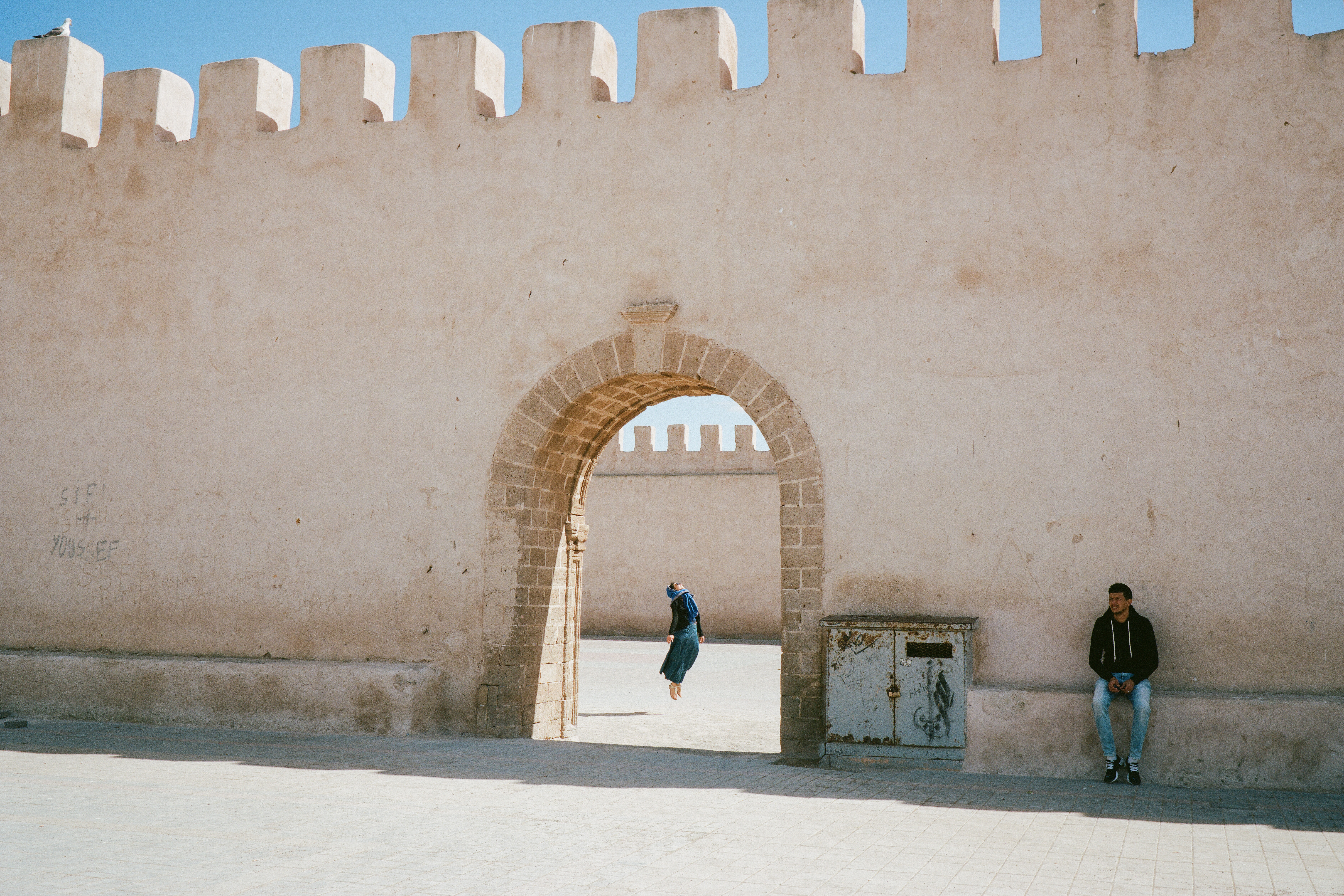 TWO DAYS IN MOROCCO
