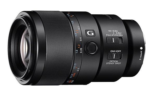 Objectif Sony FE - 90 mm F/2,8