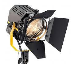 Projecteur Tungstene Fresnel 1KW Desisti