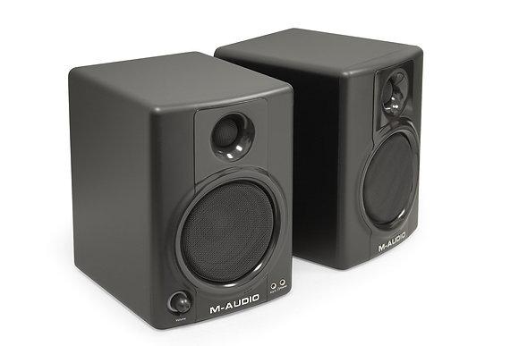 Enceintes M-Audio AV40