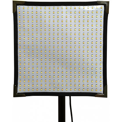 Kit 3 LED Panel Cineroid 25x25