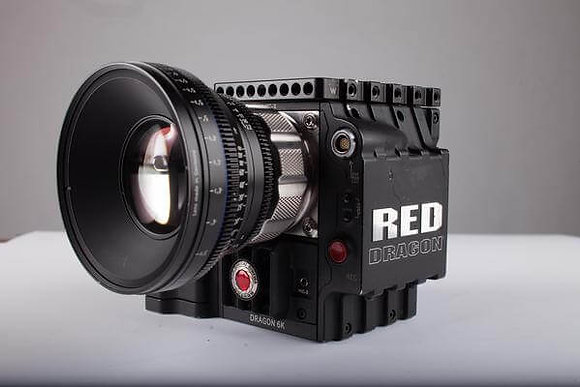 Caméra RED EPIC DRAGON
