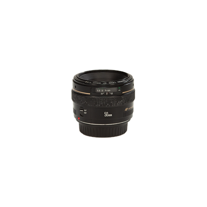 Objectif Canon EF - 50 mm F/1,4