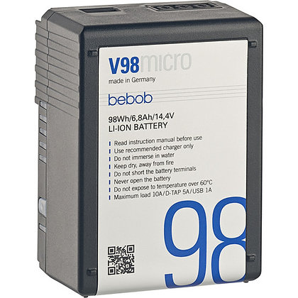 Batterie V-LOCK BEBOB V98 Micro (Tarif Jour / HT)