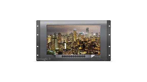 Moniteur Blackmagic Ultra HD 12G-SDI