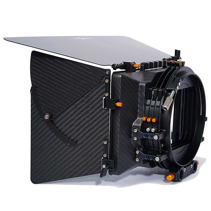 Matte Box Bright Tangerine