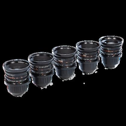Série d'optiques Zeiss Standard MKII