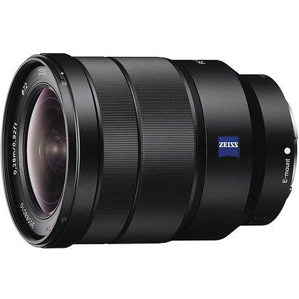 Objectif Sony FE Zoom 16-35 mm F/4 Zeiss