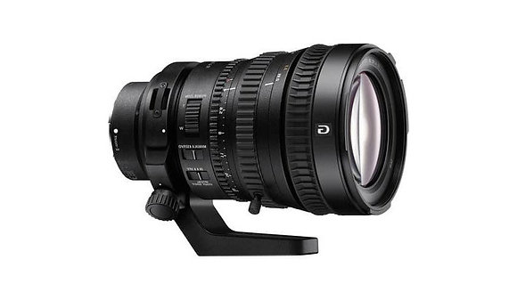 Zoom motorisé SONY 28-135mm - F/4 OSS G