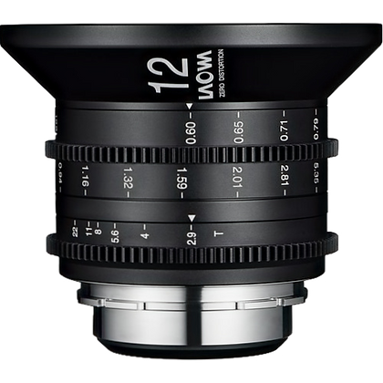 Laowa Ultra Grand Angle 12mm T2.9 PL