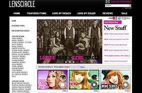 LOLITA DARK FEATURED ON LENSCIRCLE.COM!