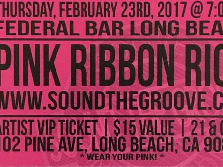 Federal Bar Pink Ribbon Riot