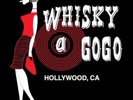Lolita Dark playing at Whiskey a GoGo