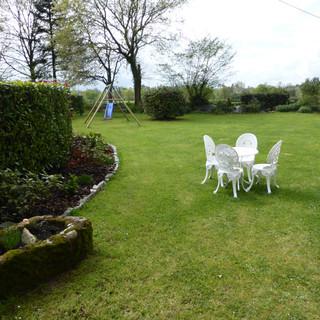 south facing Garden_