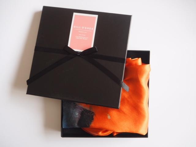 'Vermillion' in black gift box