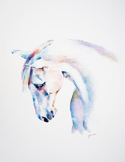 Boru 2 - Original Watercolour