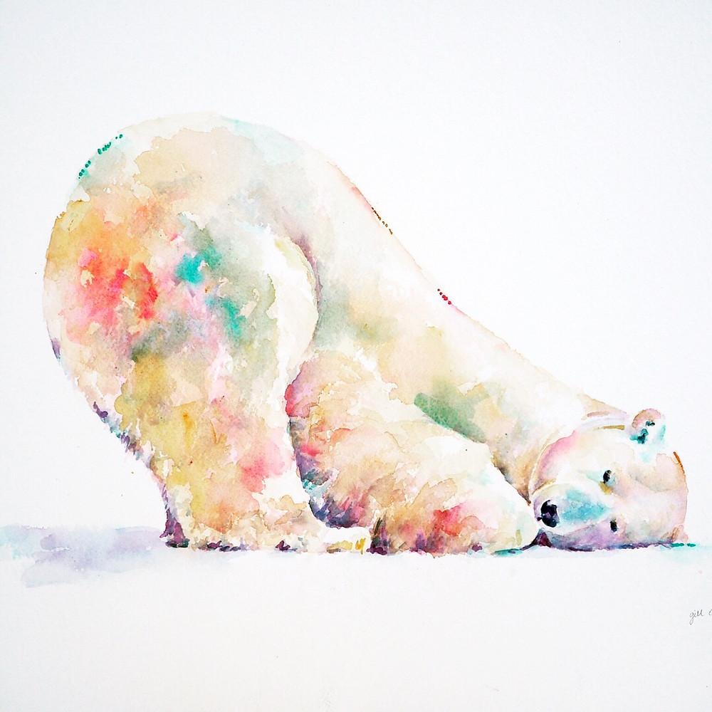 Polar Yoga - Instagram Tips with Gill O'Shea