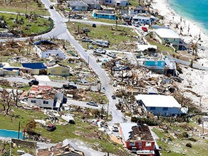The Saint Lucia National Conservation Fund donates to the Bahamas Protected Areas Fund for disaster
