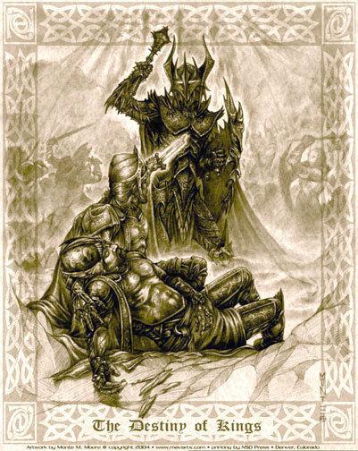 Destiny of Kings Print