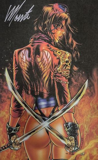 Loco Hero #1 (Virgin Ebas Variant)
