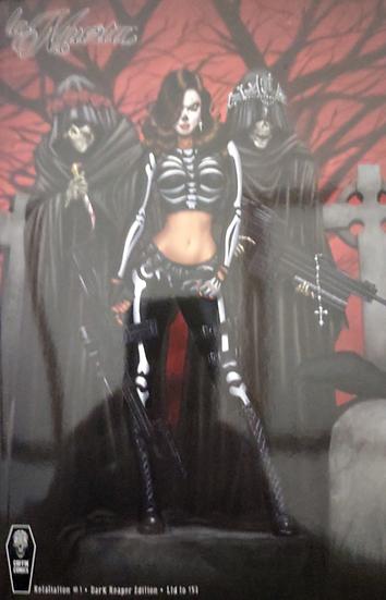 La Muerta: Retaliation #1 (Dark Reaper Edition)