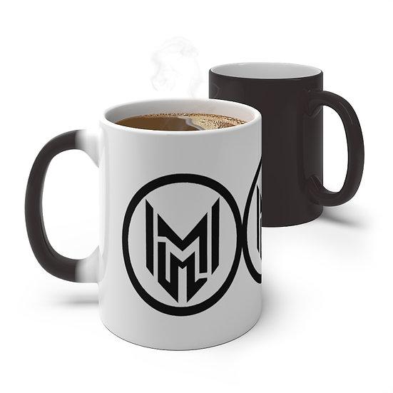 M3 Circle Logo Color Changing Mug