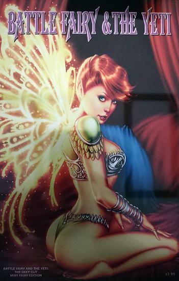 Battle Fairy & The Yeti (The Deep Cut Very Fairy Metal Edition)