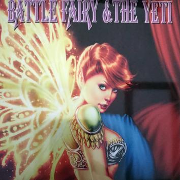 Battle Fairy & The Yeti Cover Art